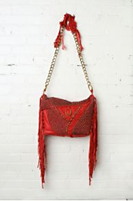 Cecilia De Bucourt Harrow Studded Hobo at Free People