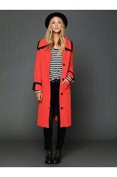 FP New Romantics Long Molly Sweater Coat