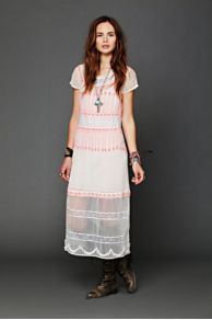 Neon Lights Dress at Free People