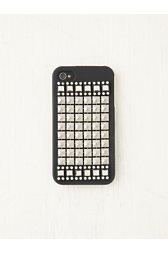 Rhinestone Stud iPhone Case