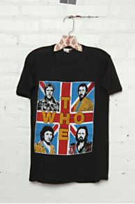 Vintage 1979 The Who Tee at Free People
