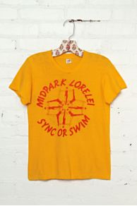 Vintage Midpark Lorelai Tee at Free People