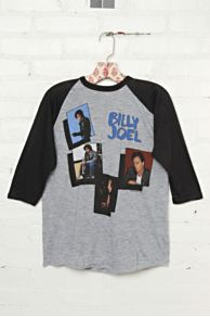 Vintage Billy Joel 1984 Tour Tee at Free People