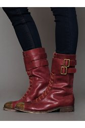 Crescent Ankle Boot