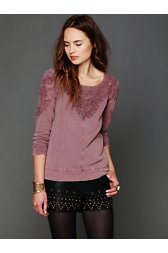 Barton Springs Knit Top