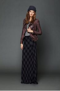 Rails Cameron Plaid Maxi Skirt at Free People