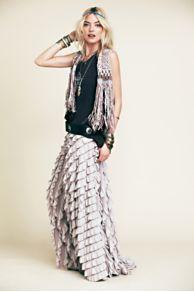 FP X Lydia Maxi Skirt at Free People