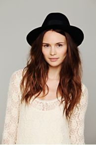 Hat Attack New Modern Fedora at Free People