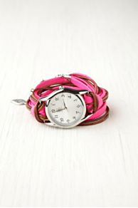 Sara Designs Neon Watch Bracelet at Free People