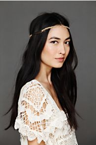 Feather Headband at Free People
