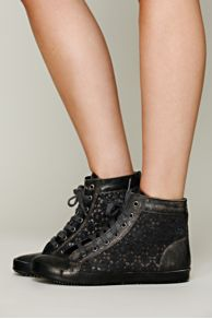 Atlas Crochet Sneaker at Free People