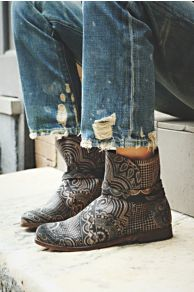 Henna Ankle Boot at Free People