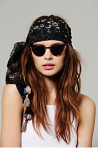 Celluloid Sunglasses at Free People