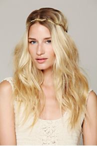 Ederra Feather Headband at Free People