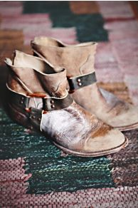 FREEBIRD By Steven Quartz Ankle Boot at Free People