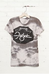Vintage Foghat Tie Dye Tee at Free People