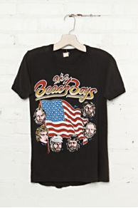 Vintage The Beach Boys Atlantic City Show Tee at Free People