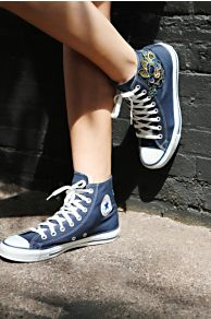 Converse Lunar Rose Chucks at Free People