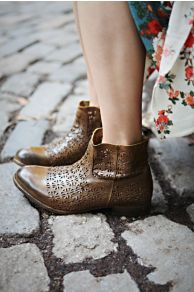 Bloom Ankle Boot at Free People