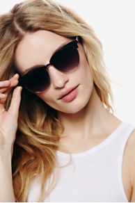 Mascara Sunglasses at Free People