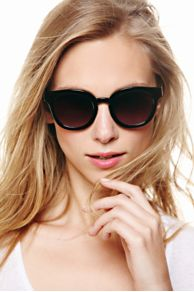 Whisper Sunglasses at Free People