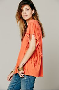 Fantasy Fringe Tee at Free People