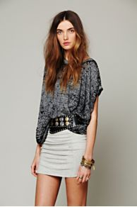 Ezmeralda Belt at Free People