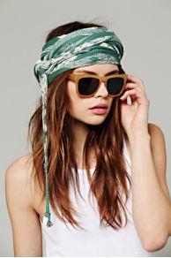 Kaline Sunglasses at Free People