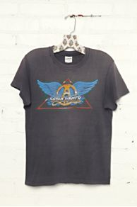Vintage Aerosmith Tour Tee at Free People