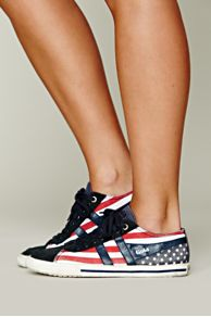 Gola Nation Retro Classic Sneaker at Free People