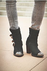 Jeffrey Campbell Anslie Ankle Boot at Free People