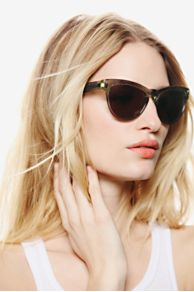 Breslin Sunglasses at Free People