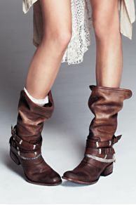 Free Bird by Steven Drazen Tall Boot at Free People