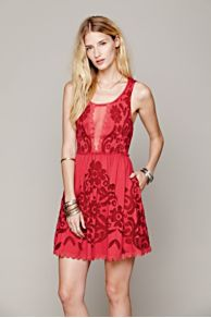 Love Letters Burnout Dress at Free People