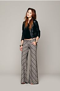 Teaspoon Plaid Flare at Free People