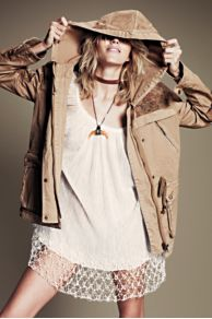 Crafted Cloth Tapestry Jacket  at Free People