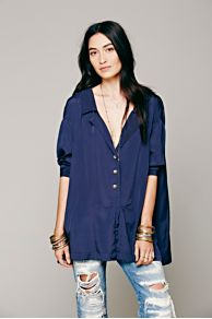 Oversize Tunic at Free People