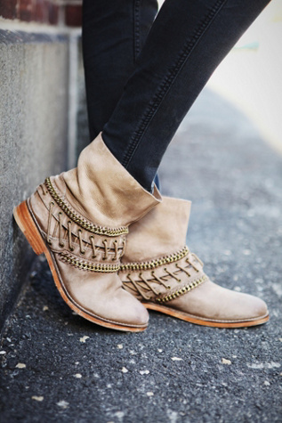 WanderLove Ankle Boots by Free People