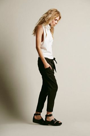 Free People Womens Day to Night Tencel Pant