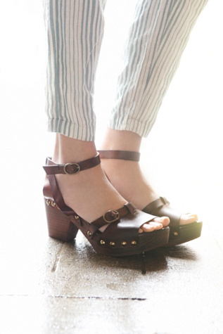 Free People Womens Reese Clog