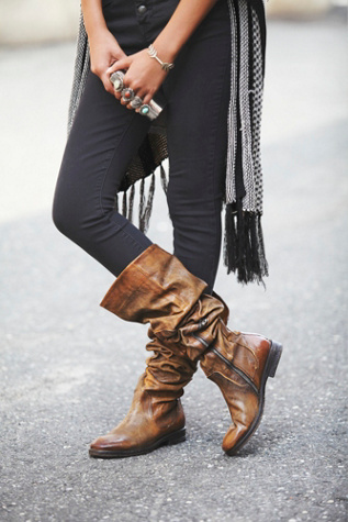 A.S.98. Womens Ravyn Over the Knee Boot