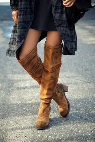 Free People Womens Livingston Tall Boot