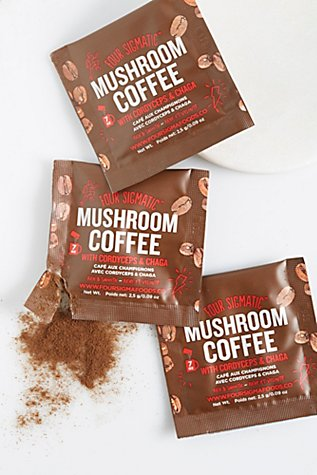 Four Sigmatic Coffee With Cordyceps | Tuggl