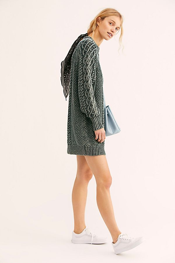 7e7a8f1d14 Buy On A Boat Sweater Dress at Free People in Studio City