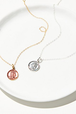 St. Christopher Necklace | Tuggl