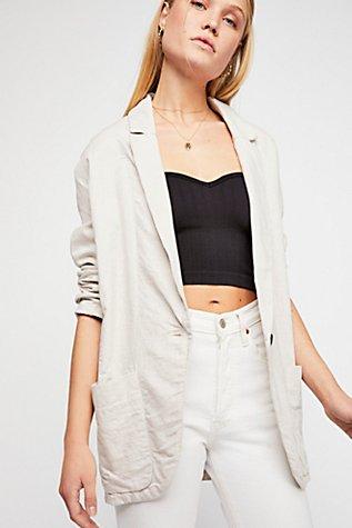 Simply Perfect Blazer | Tuggl