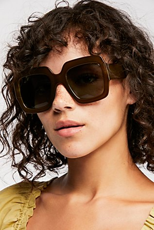 Real Deal Oversized Sunglasses | Tuggl