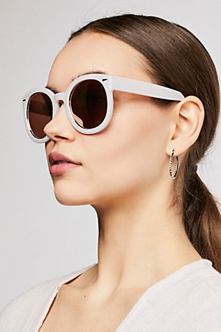 Luxe Abbey Road Sunglasses at Free People in Los Angeles, CA | Tuggl