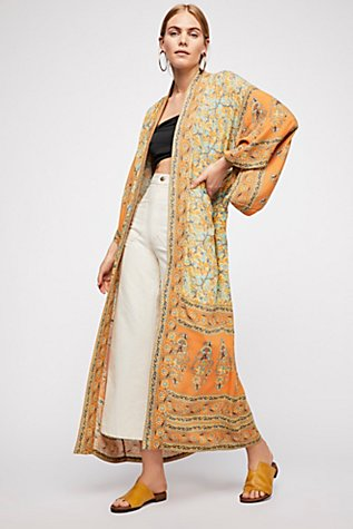 Delirum Maxi Kimono | Tuggl