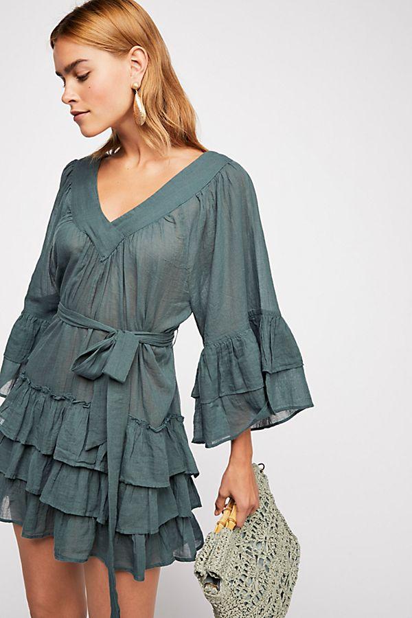 0a835452894a Pradera Wrap Mini Dress · Gretta Mini Dress at Free People in Studio City,  CA | Tuggl. Gretta Mini Dress